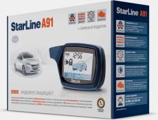 автосигнализация StarLine_A91_box